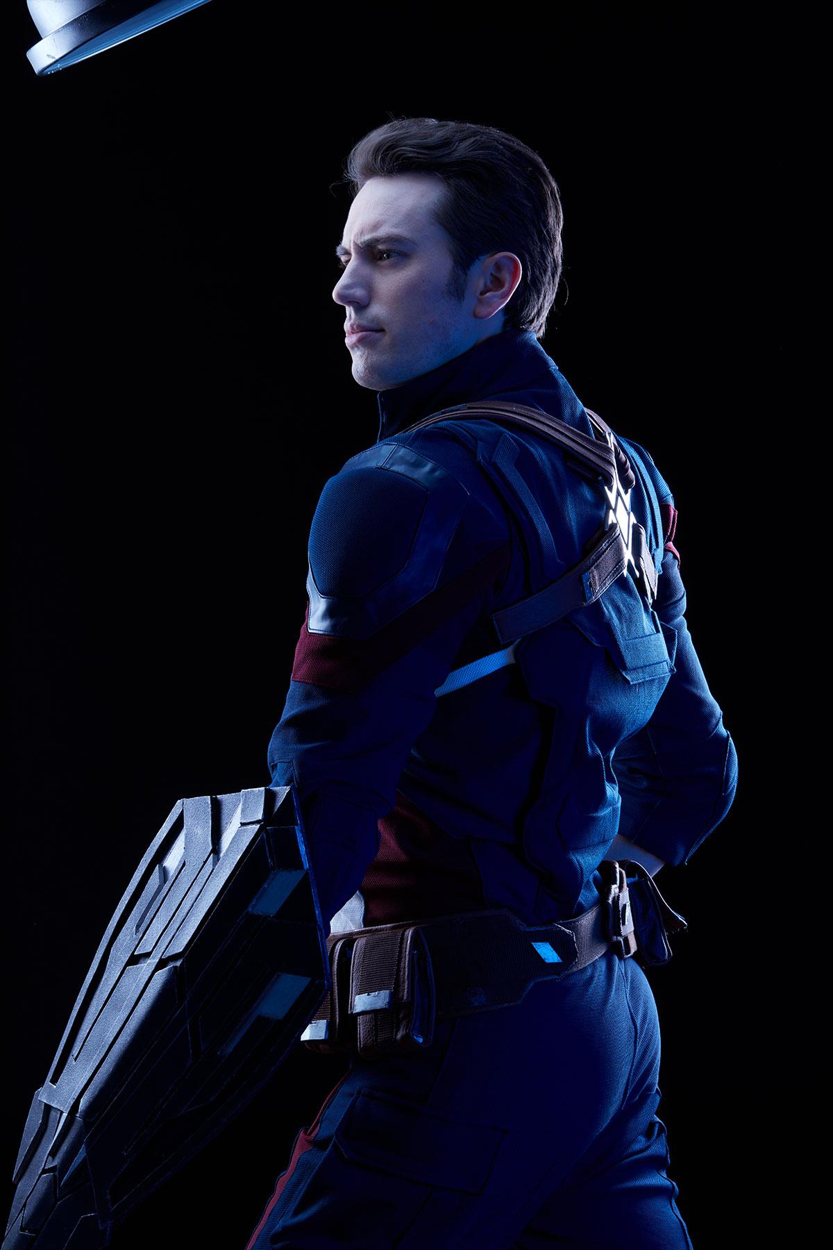 Arthur Sayanoff Captaine America 01 01