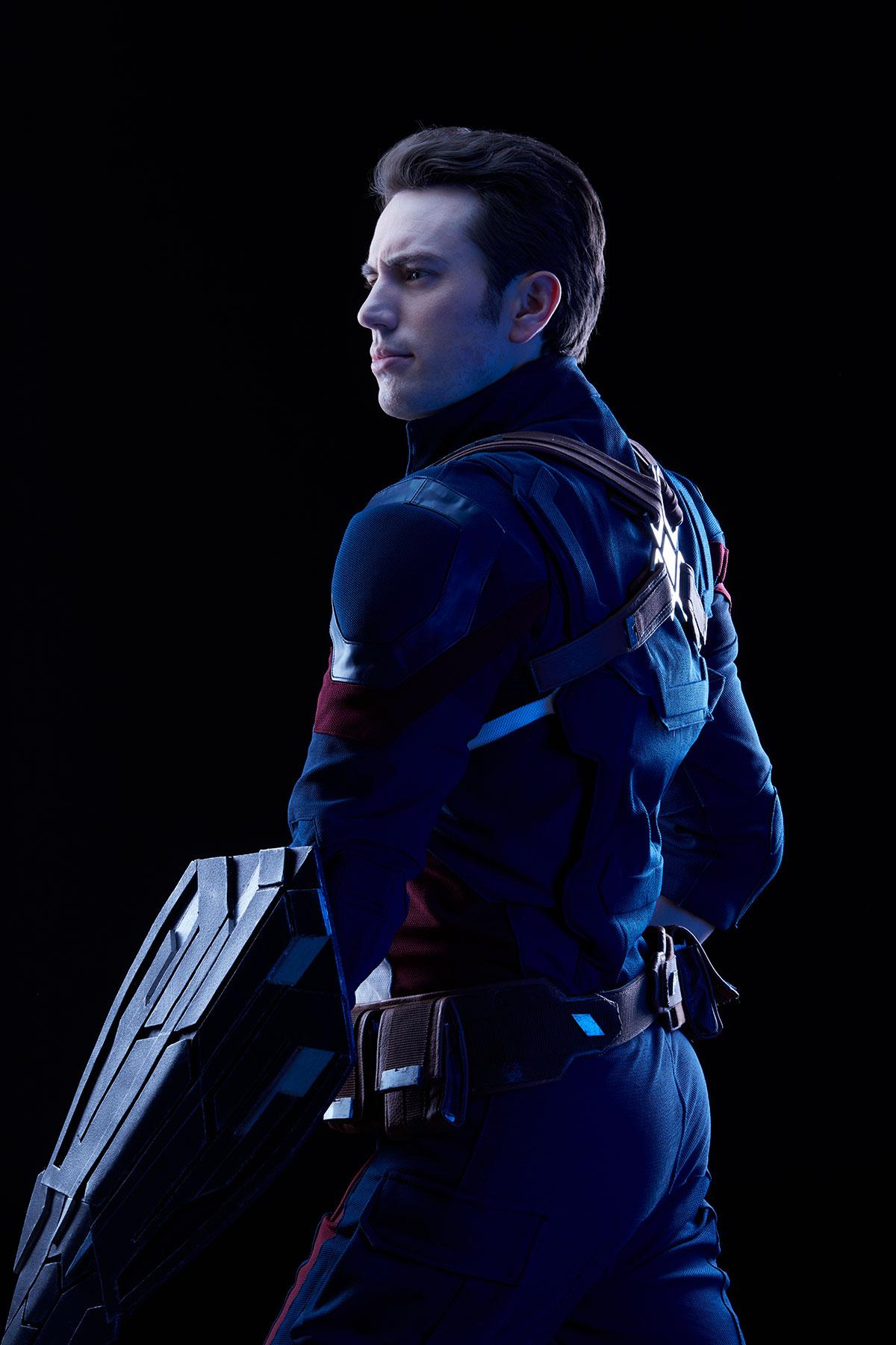 Arthur Sayanoff Captaine America 01 02