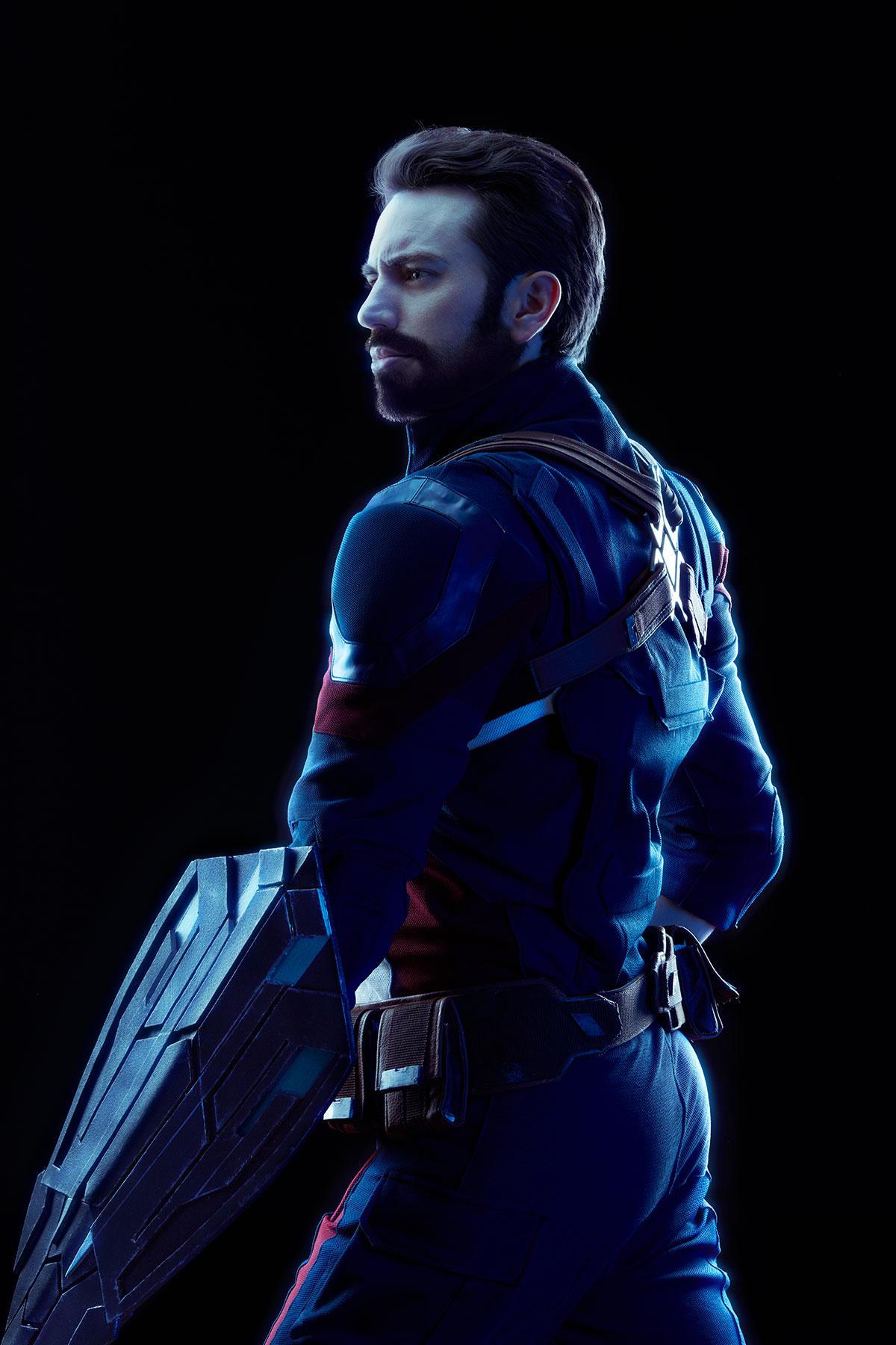 Arthur Sayanoff Captaine America 01 04