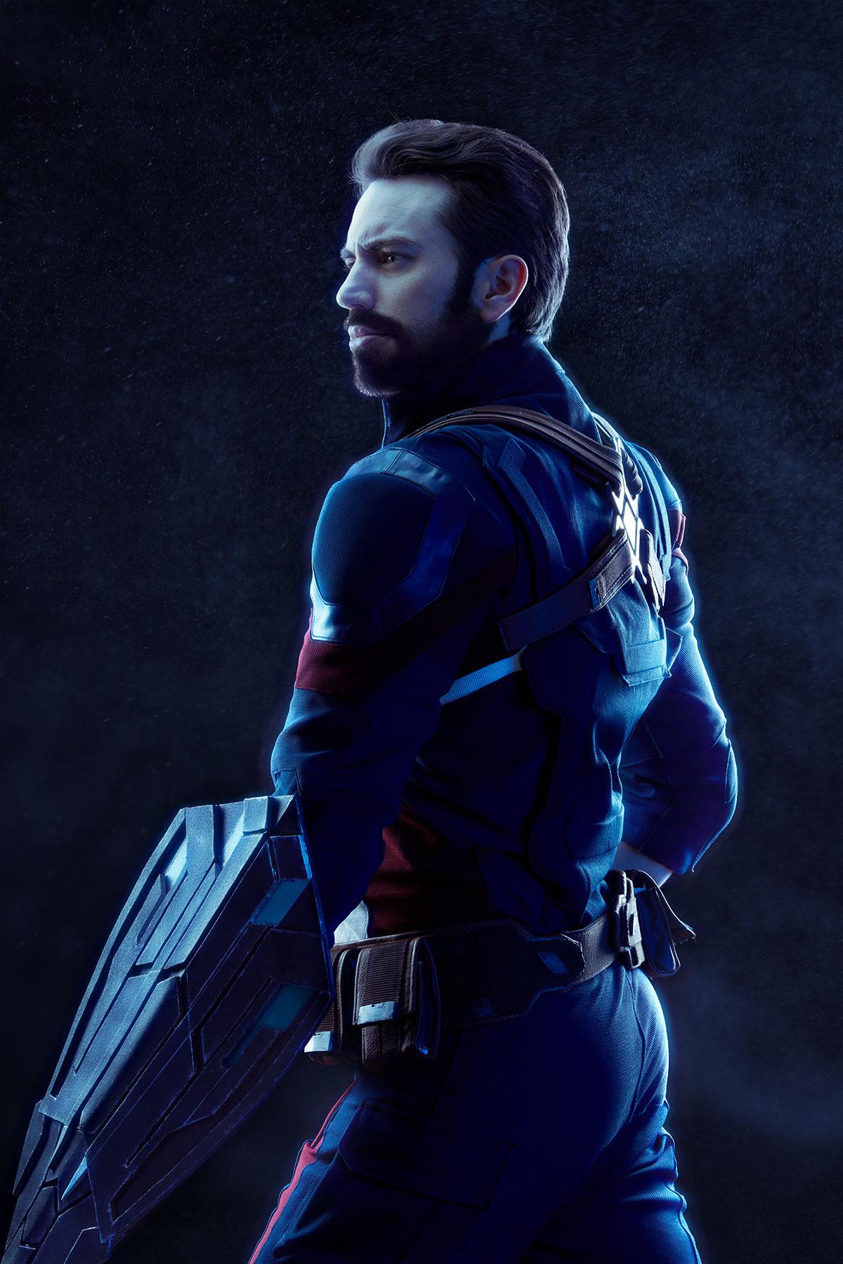 Arthur Sayanoff Captaine America 01 05