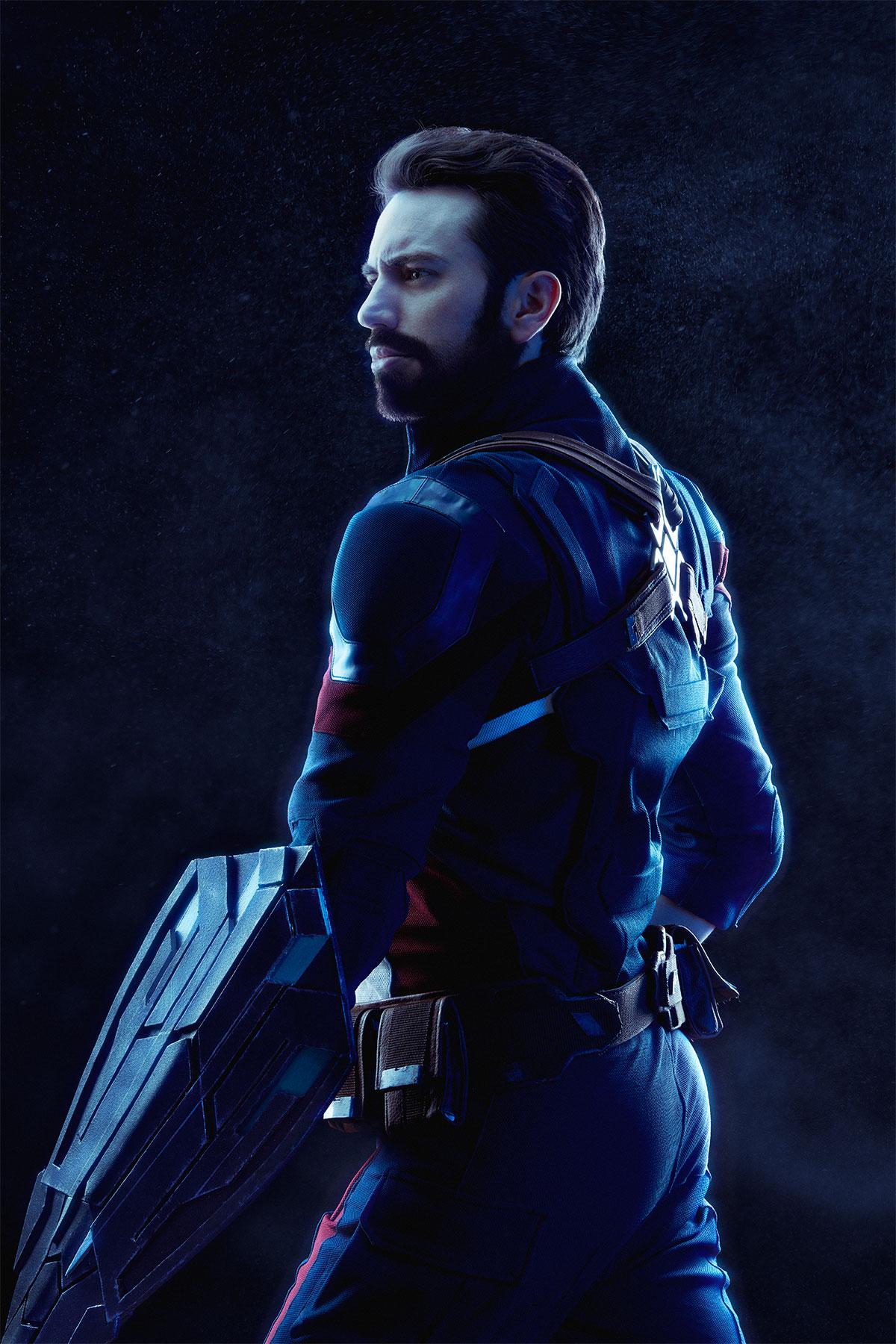 Arthur Sayanoff Captaine America 01 06