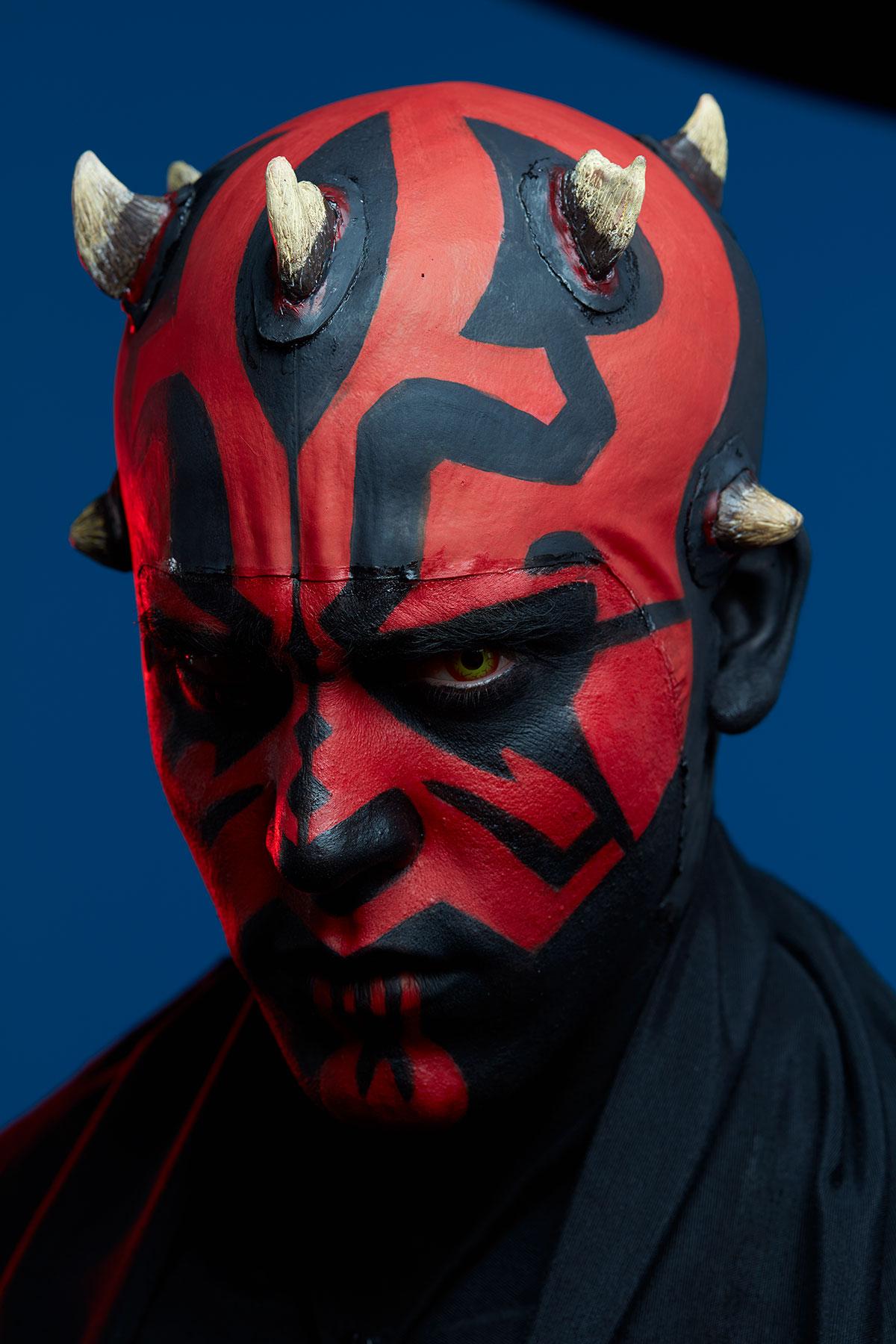 Arthur Sayanoff Darth Maul Star Wars 08 01