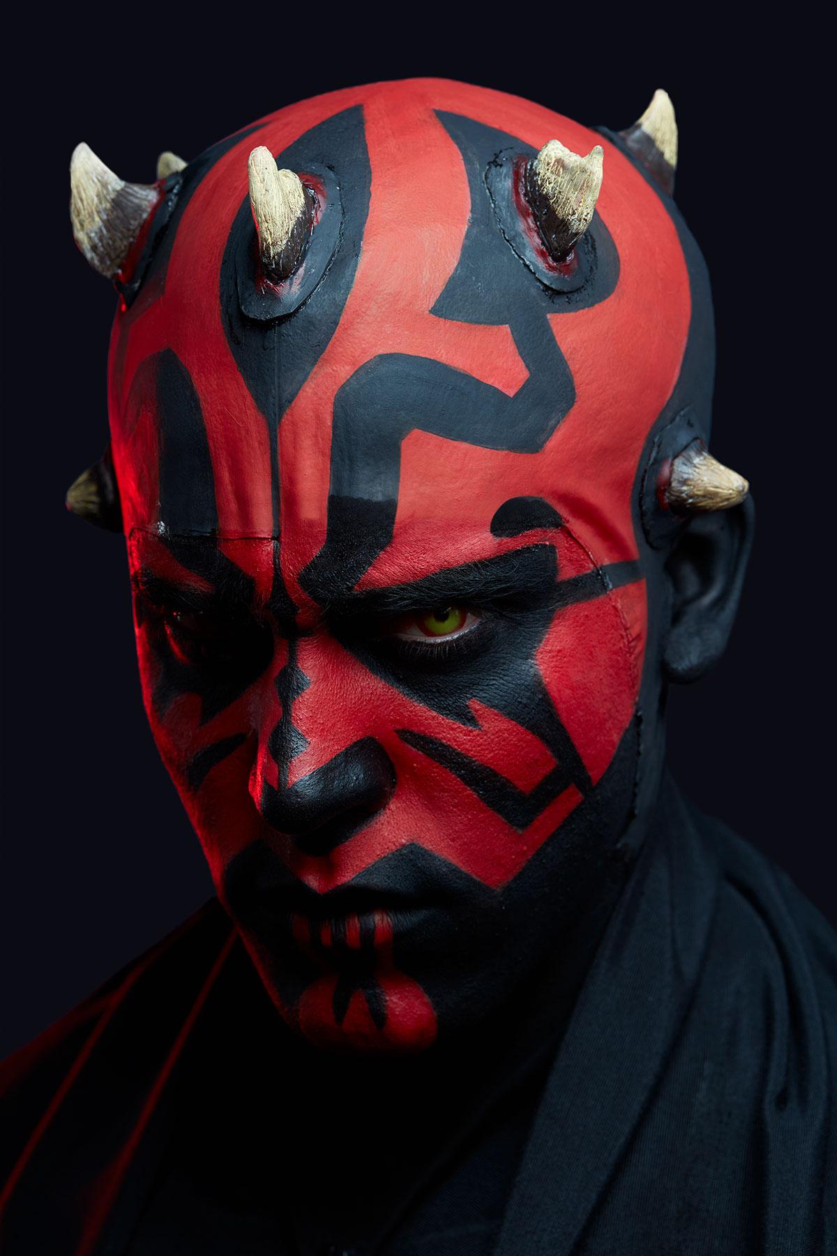 Arthur Sayanoff Darth Maul Star Wars 08 02