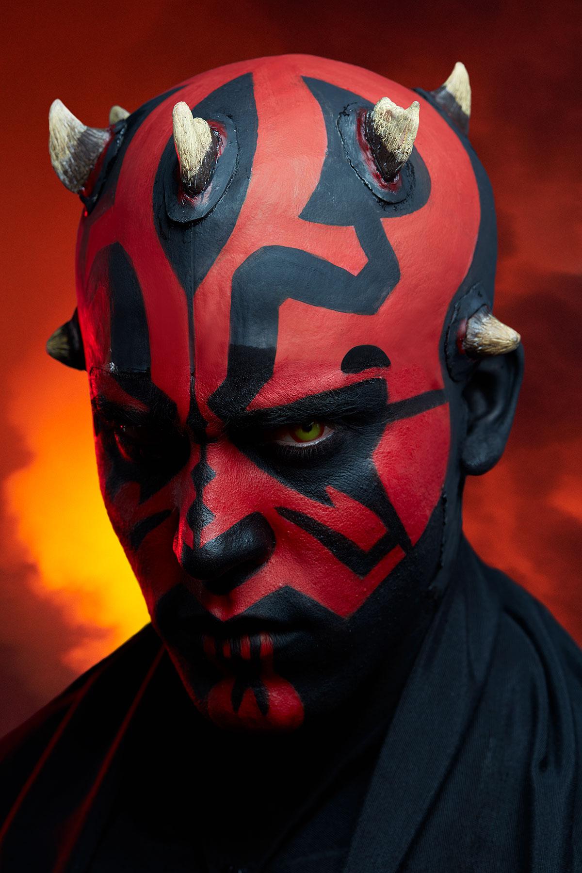 Arthur Sayanoff Darth Maul Star Wars 08 04
