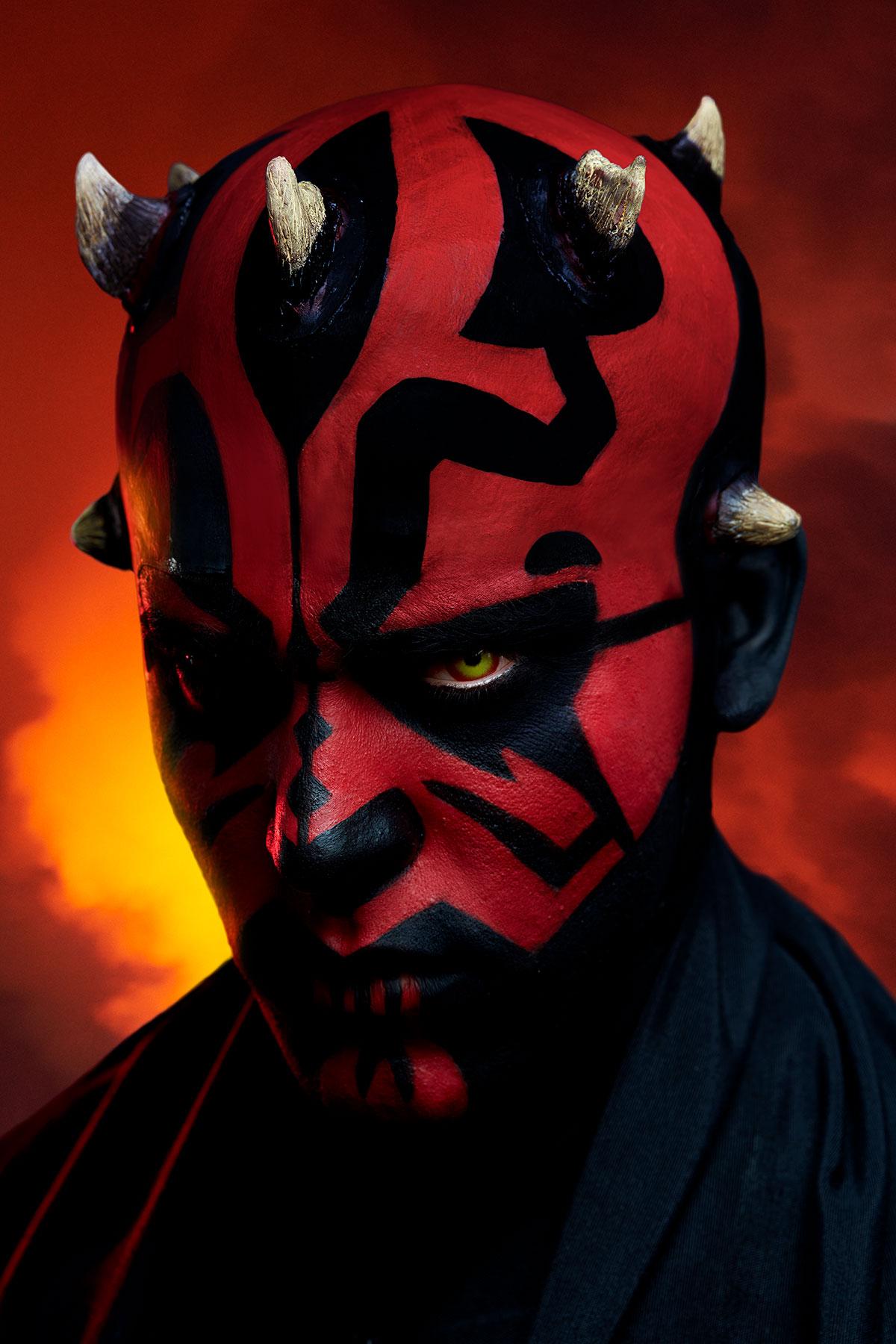 Arthur Sayanoff Darth Maul Star Wars 08 05