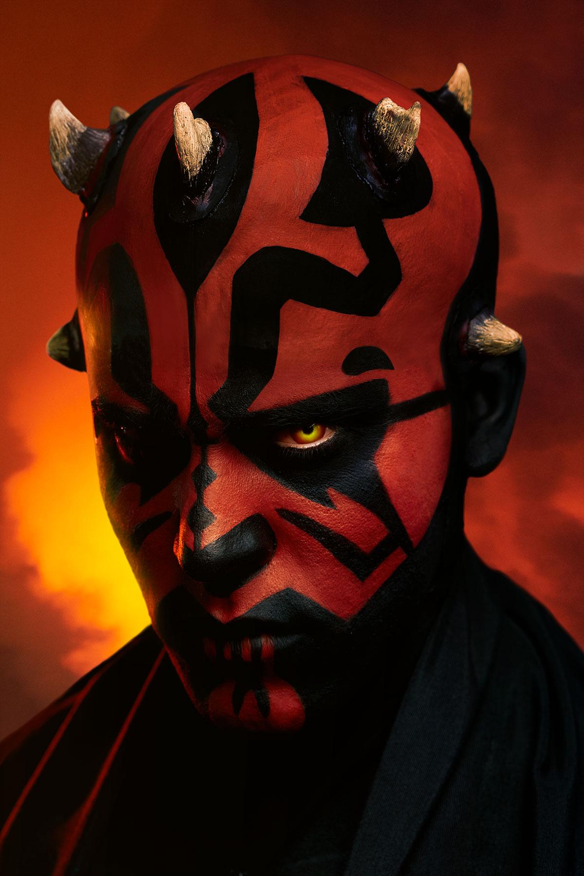 Arthur Sayanoff Darth Maul Star Wars 08 07