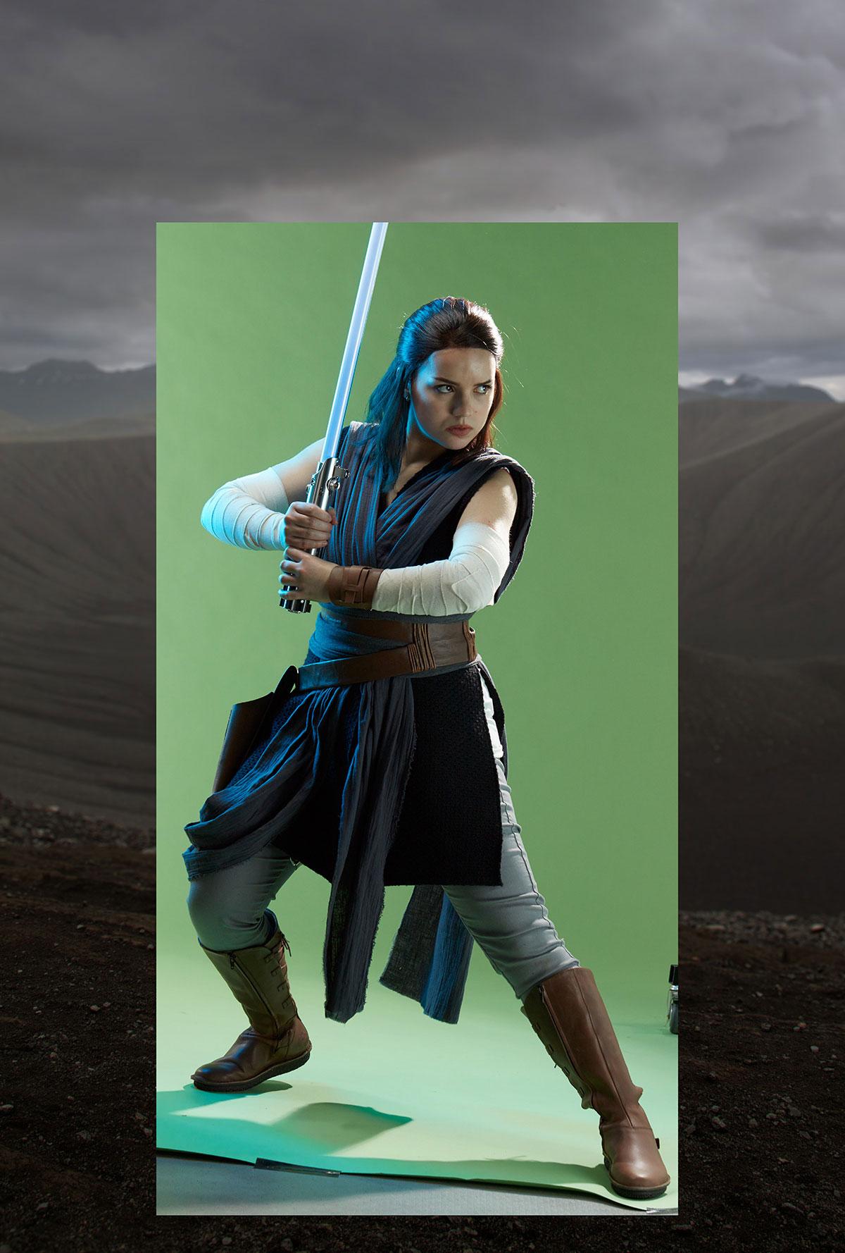 Arthur Sayanoff Rey Star Wars 11 04