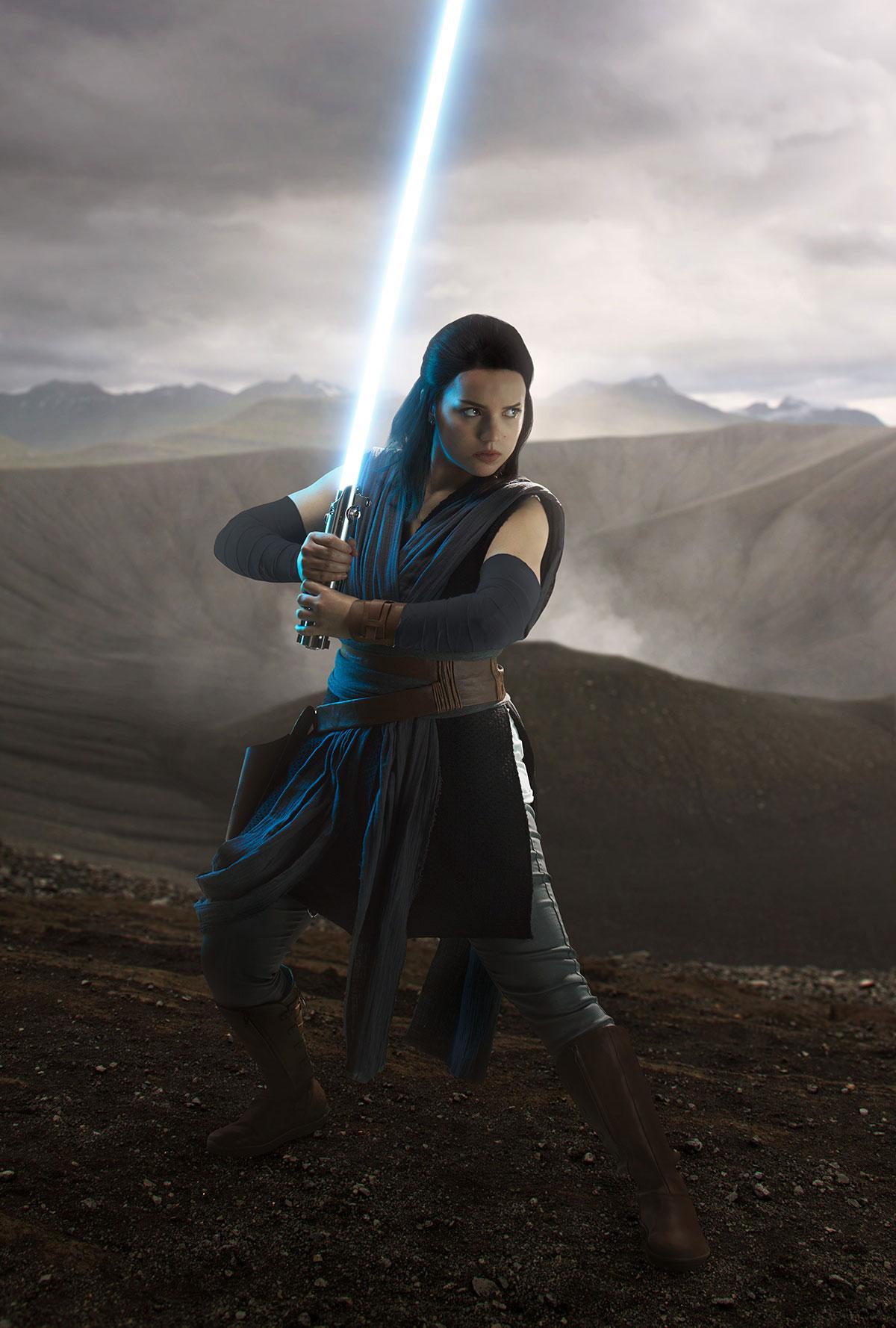 Arthur Sayanoff Rey Star Wars 11 08