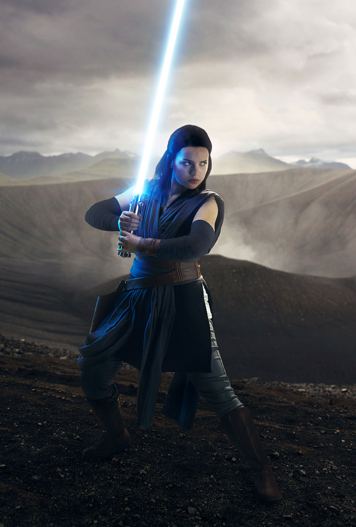 Arthur Sayanoff Rey Star Wars 11 09