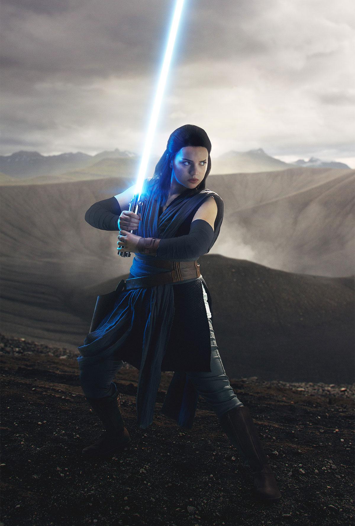Arthur Sayanoff Rey Star Wars 11 10