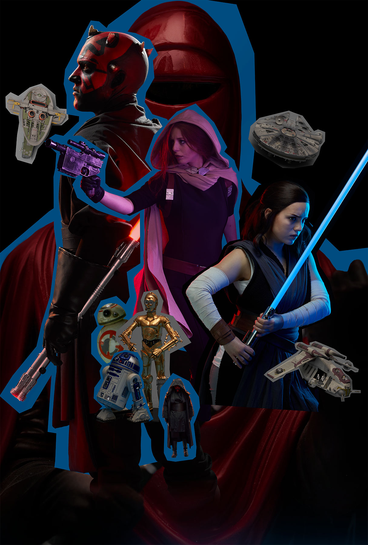 Sayanoff Arthur Star Wars Poster 02 01