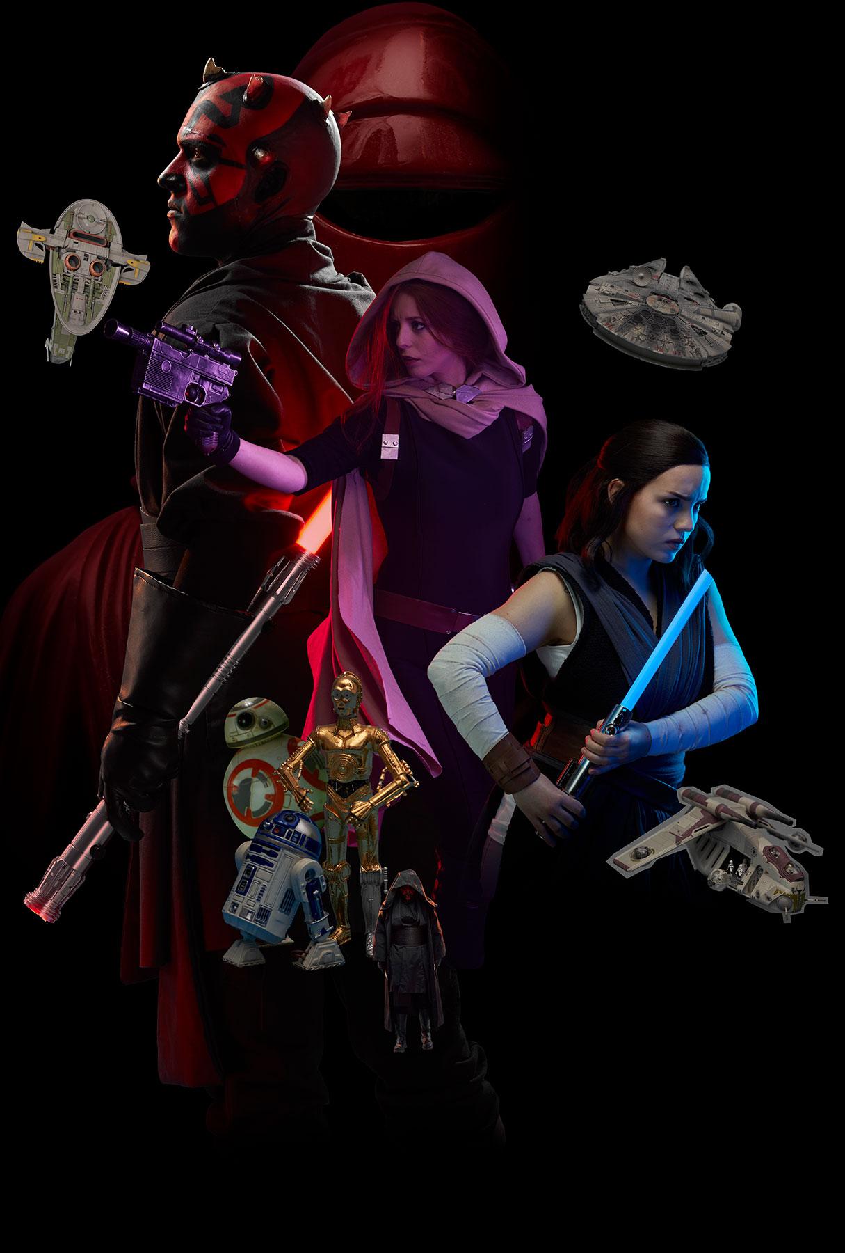 Sayanoff Arthur Star Wars Poster 02 02