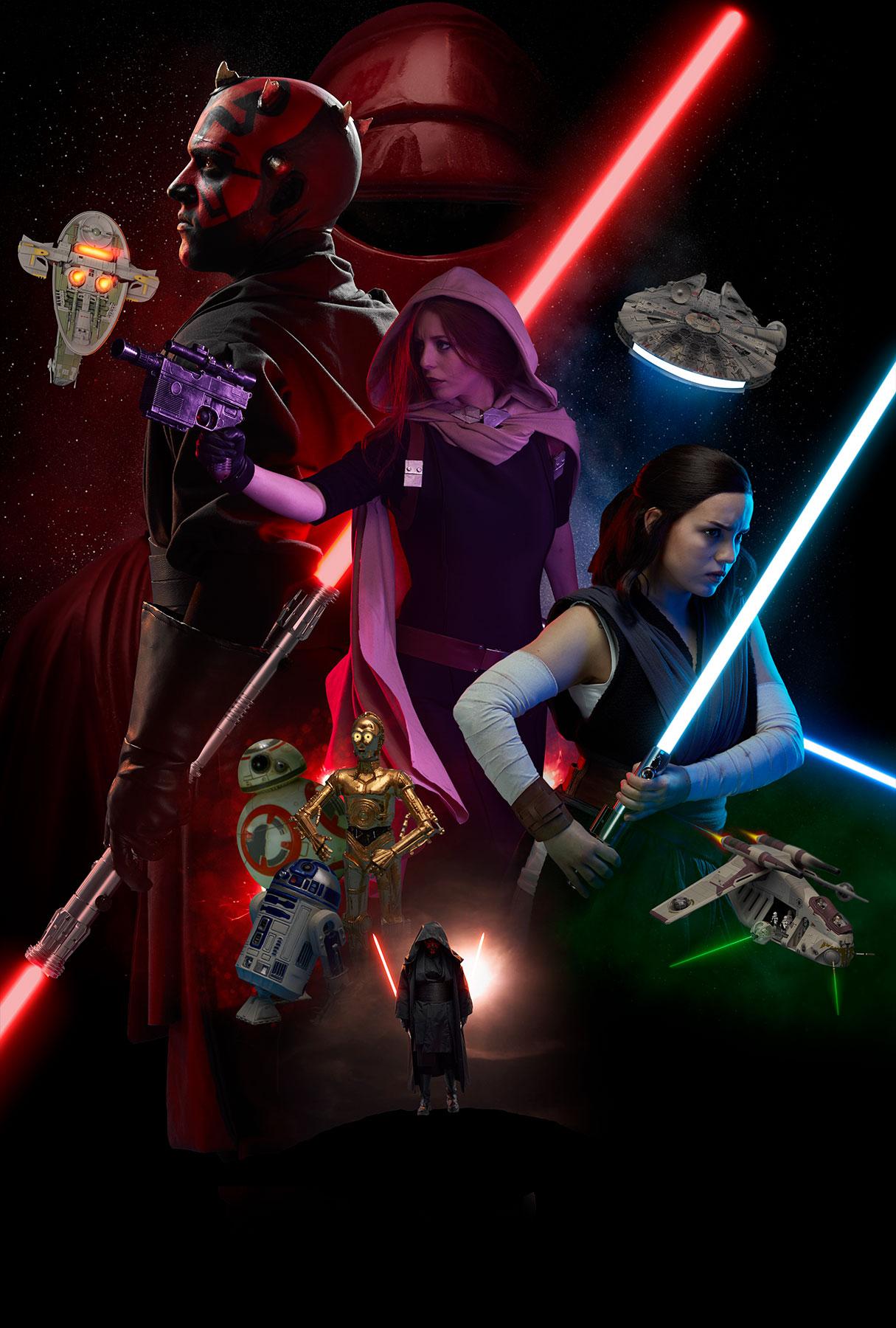 Sayanoff Arthur Star Wars Poster 02 03