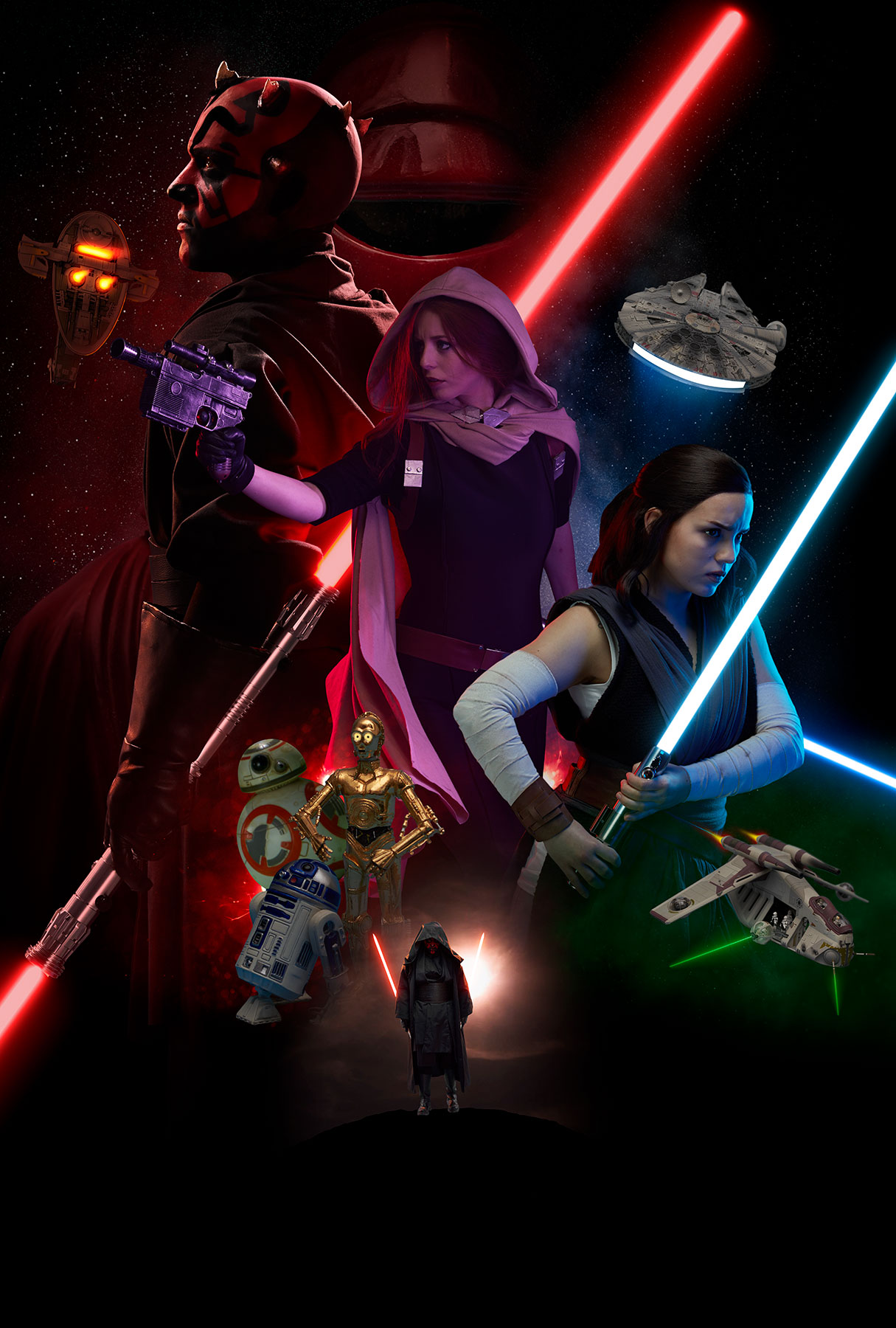Sayanoff Arthur Star Wars Poster 02 06