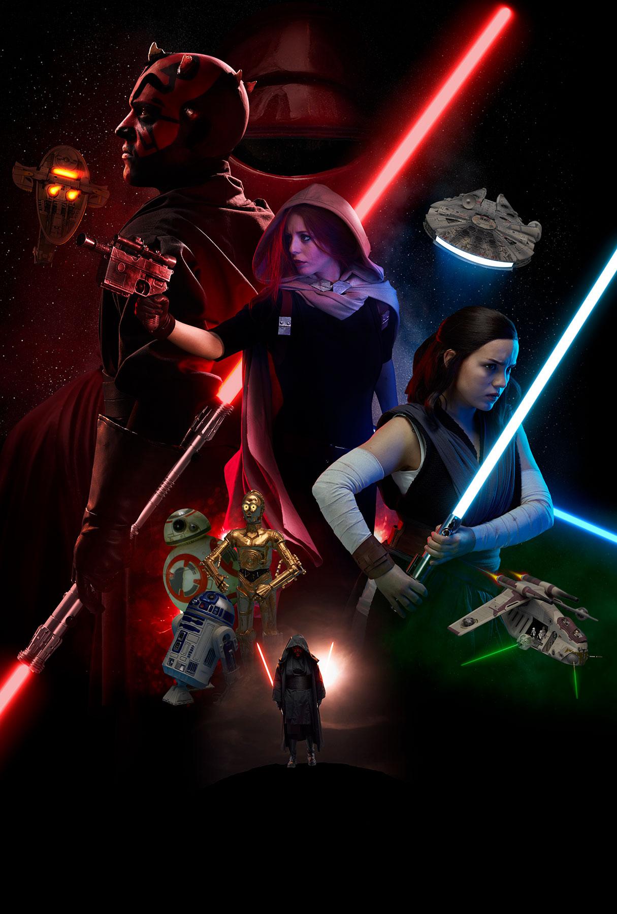 Sayanoff Arthur Star Wars Poster 02 07