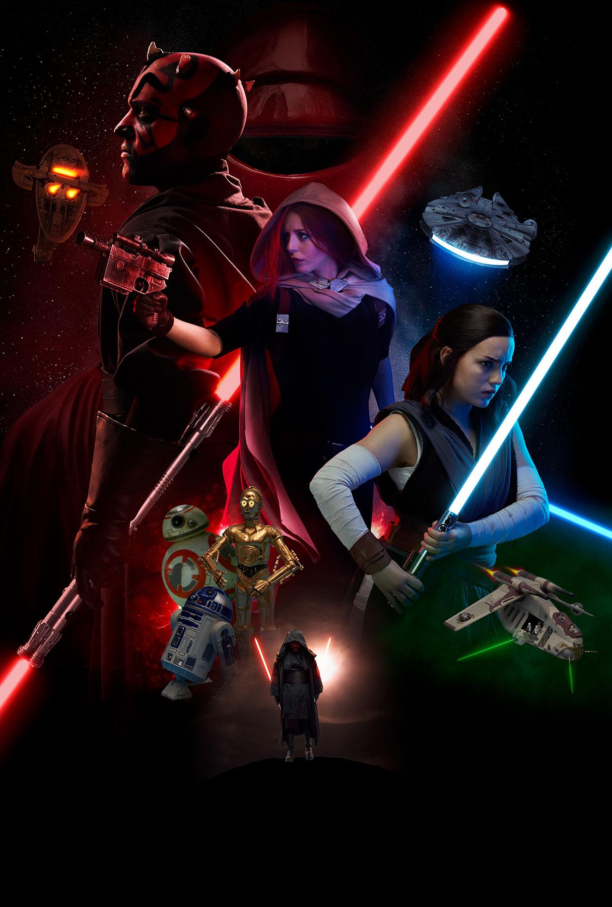 Sayanoff Arthur Star Wars Poster 02 08