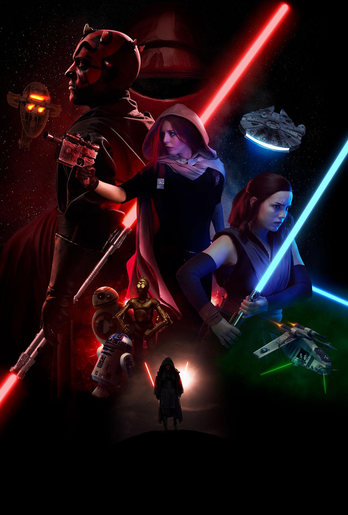 Sayanoff Arthur Star Wars Poster 02 14