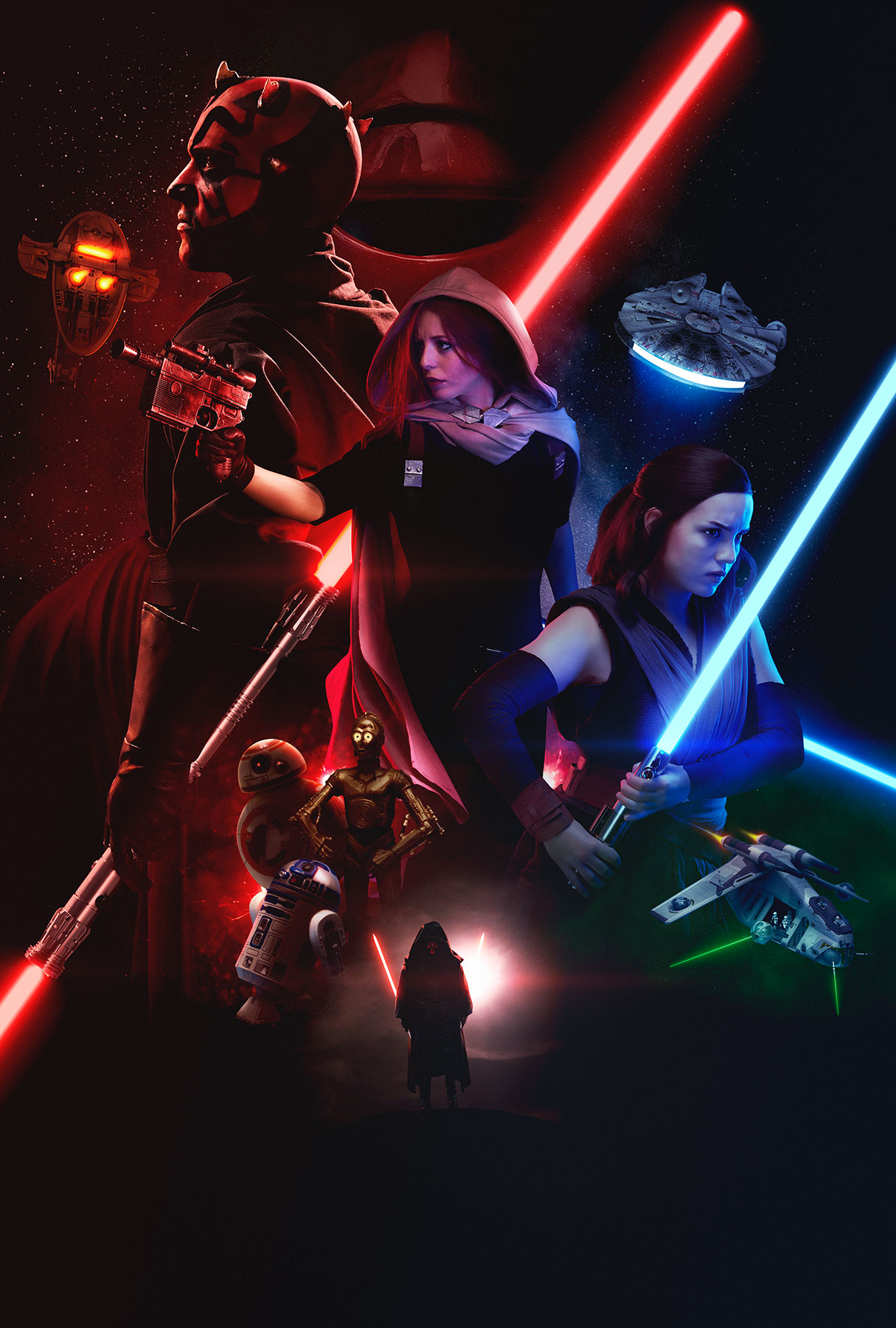 Sayanoff Arthur Star Wars Poster 02 15